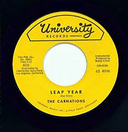 LEAP YEAR by The Carnations
