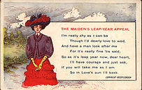 THE MAIDEN'S LEAP-YEAR APPEAL. 1908