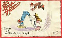 DWIG 1912 IT'S LEAP YEAR   Cheer Up You'll Catch Him Yet!