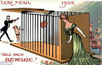 LEAP YEAR 1908 ALL MEN BEWARE
