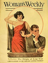 AINSLEE'S Magazine LEAP YEAR 1912