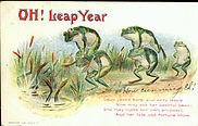 OH! LEAP YEAR
