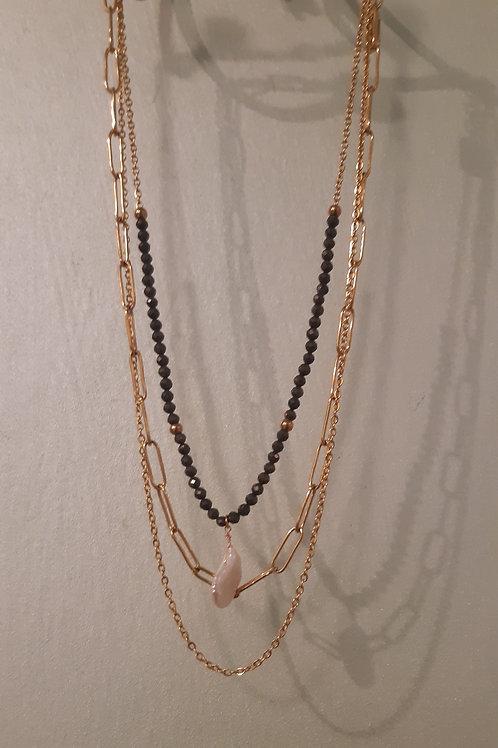 collana 3 fili