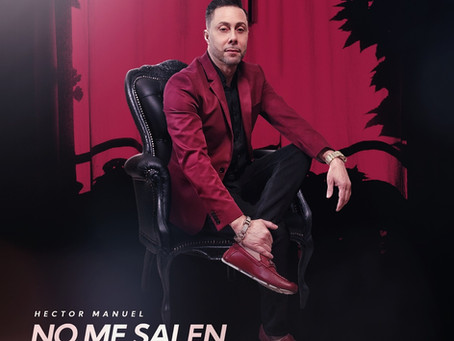 El Cantante de Philadelphia, PA. Hector Manuel comenzó su promoción en PuertoRicoSalsa.com