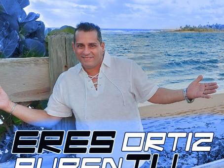 Ruben Ortiz ... Cantante  Boricua comienza su Promoción con su nuevo Tema ... ERES TU ...