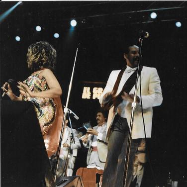 Celia Cruz, Oscar D' Leon & Hector Lavoe