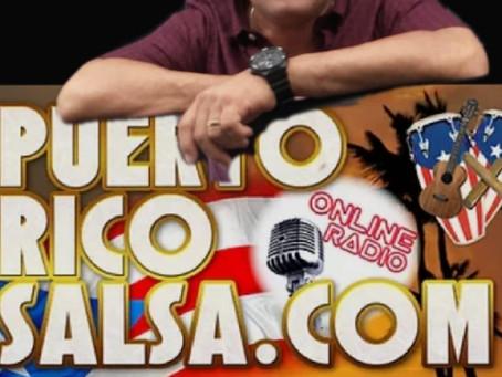 Puertoricosalsa.com -   Presenta A:                           Ruben Ortiz  (El Versatil De La Salsa)