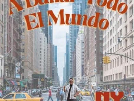 El cantante Newyorkino ... NY JOE ... comienza        en promocion en PuertoRicoSalsa.com