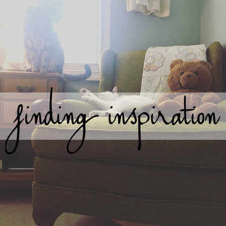 6 | finding inspiration