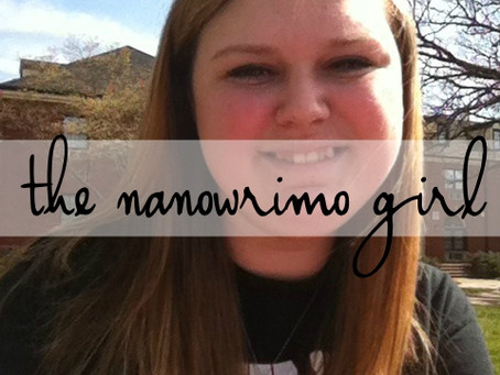 2 | becoming the nanowrimo girl