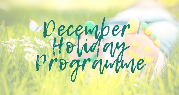Little Forest Holiday Programme