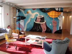 Infosys Mural, Berlin 2016