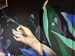 Mindspace Mural, Berlin 2018