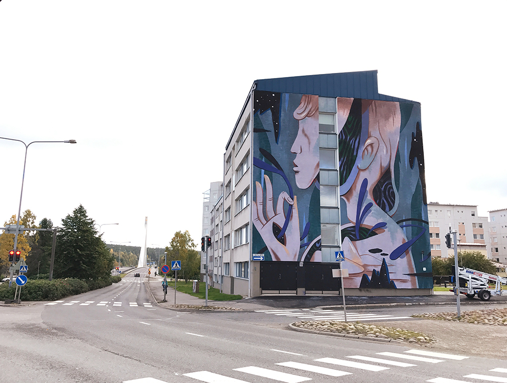 Inevitable Growth, Rovaniemi 2018