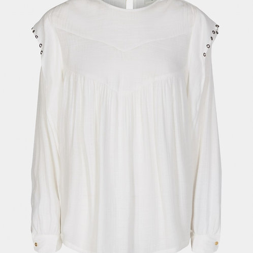 Molie Blouse Off White by Sofie Schnoor