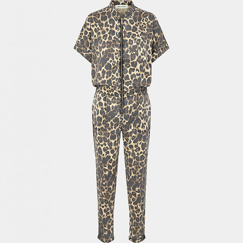 Lana Jumpsuit Leopard by Sofie Schnoor