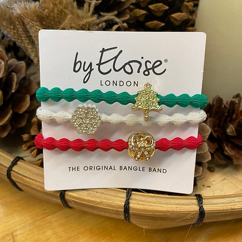 Charm Hair Bands Xmas Mix by Eloise