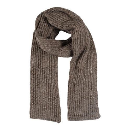 Defne Knit Scarf Gold by Gustav