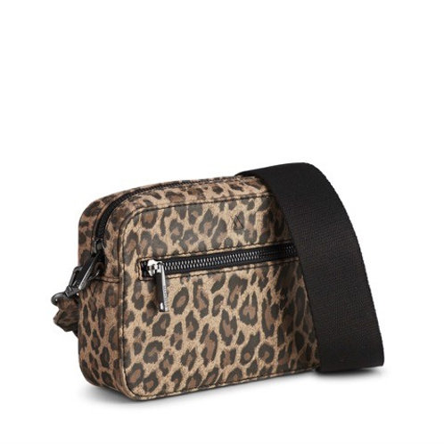 Elea Crossbody Bag Leopard by Markberg