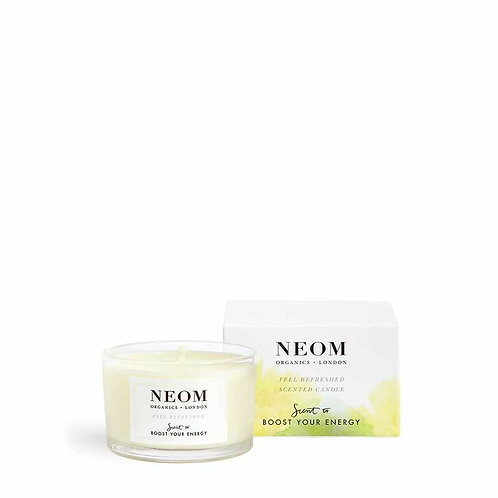 Neom Refreshed Scented Travel Candle