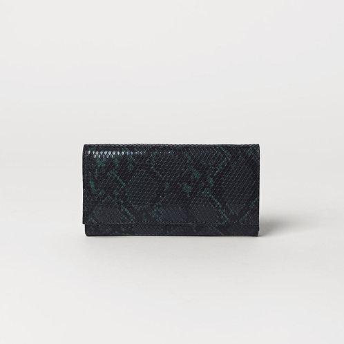 Snake Kantay Wallet Black by Becksondergaard