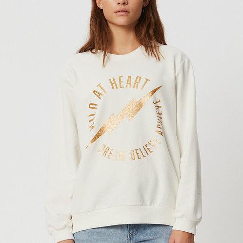 Fiona Sweatshirt Off White by Sofie Schnoor