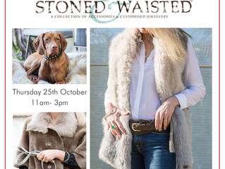 Don't miss our special Shopping event with Stoned and Waisted!