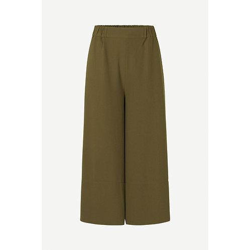 Luella Trousers Olive by Samsoe Samsoe
