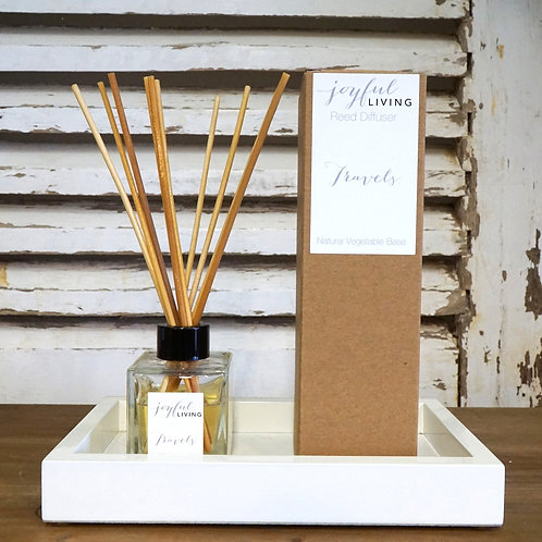 Joyful Living Signature Diffuser Travels