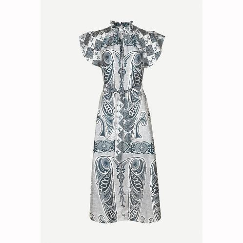Karookh Long Dress by Samsoe Samsoe