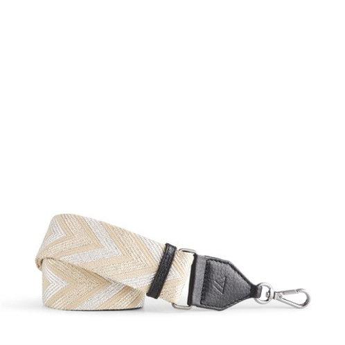 Maisey Guitar Bag Strap Cream by Markberg