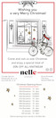 A Christmas Treat from Nelle DK