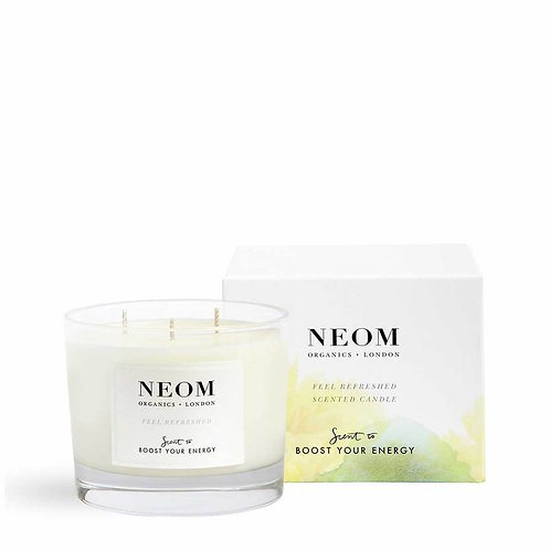 Neom Refreshed Scented Candle (3 Wick)