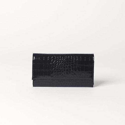 Solid Kantay Wallet Black by Becksondergaard