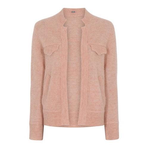 Bera Knit Cardigan Pink by Gustav