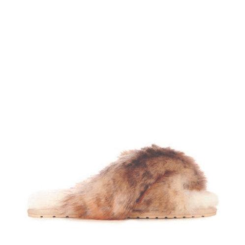 Mayberry Sheepskin Slippers Chestnut - by Emu