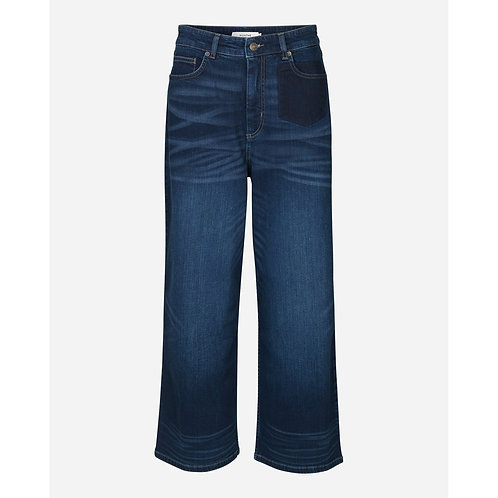 Savona Wide Leg Jeans by Munth