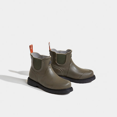 Vinga Rubber Boots Peat by Dirdriksons