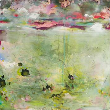 Floraison aquatique