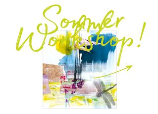 Atelier ERWACHSENE im Sommer:   19.-20. August 2018