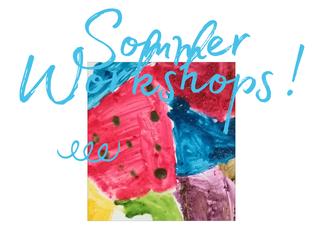 Atelier KINDER & TEENY im Sommer:                     14. und 21. August 2018
