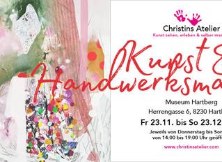 Kunst & Handwerksmarkt Museum Hartberg