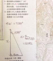 磁北線の引き方