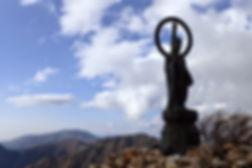 大峯奥駈道釈迦ヶ岳