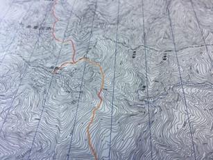 プロガイドが教える 等高線の見やすい登山地図をダウンロードする方法