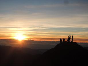 台湾最高峰 玉山登山の登り方