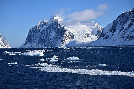 南極 ルメール海峡