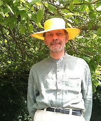 Bruno Plantard, professeur d'analyse musicale à l'Académie d'été de Musique à Groix en Bretagne