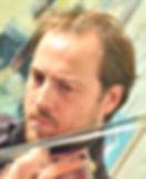 Aurélien Guyot, professeur de Jazz et improvisation à l'Académie d'été de Musique à Groix en Bretagne