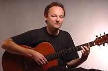 Benoît Boivin, professeur de Guitare à l'Académie d'été de Musique à Groix en Bretagne